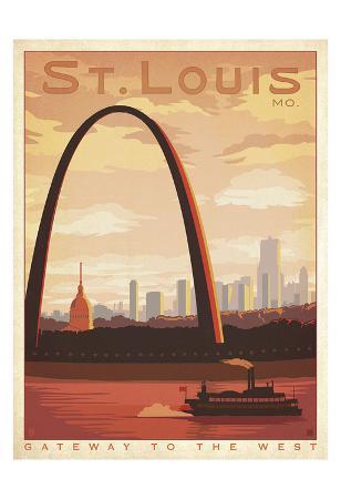 St. Louis, Missouri: Gateway To The West