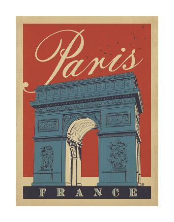 Paris, France (Arc)