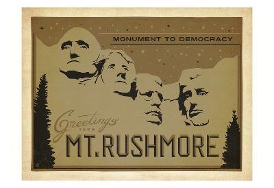 Mt. Rushmore: Monument To Democracy