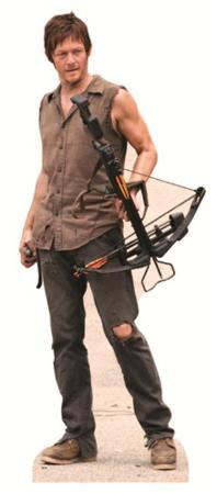 The Walking Dead - Daryl Dixon Lifesize Standup