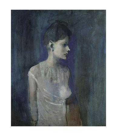 Girl in a Chemise, c. 1905