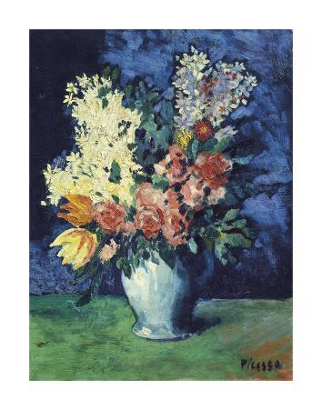 Flowers, 1901