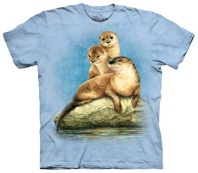 Youth: Three Otters