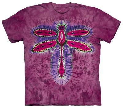 Youth: Dragonfly Tie Dye