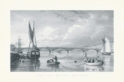 The Lary Bridge, Saltram