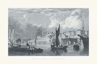 Dock - Yard, Devonport