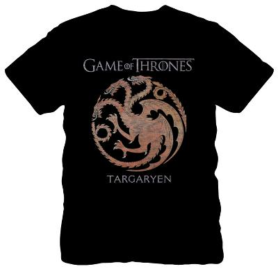 Game of Thrones - Targaryen Sigil