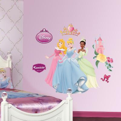 Disney Princess Wall Decal Sticker