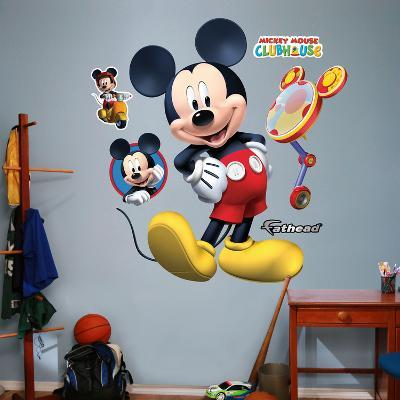 Mickey Mouse Clubhouse Wall Decal Sticker