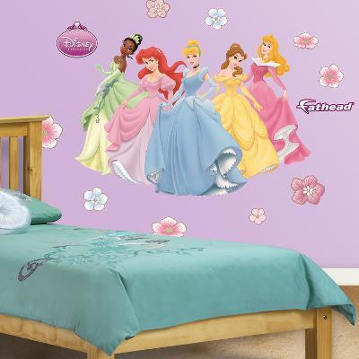 Disney Disney Princesses Jr Wall Decal Sticker