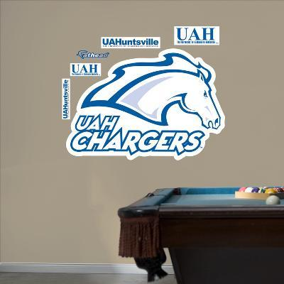NCAA Alabama, Huntsville Wall Decal Sticker