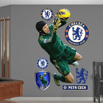 Chelsea FC Petr Cech Wall Decal Sticker