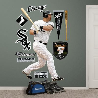 Chicago White Sox Adam Dunn Wall Decal Sticker