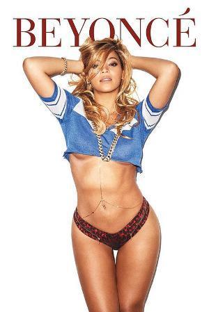 Beyonce Music Poster