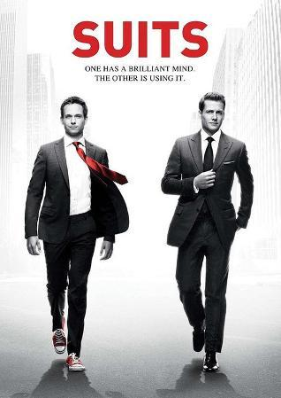 Suits Television Poster