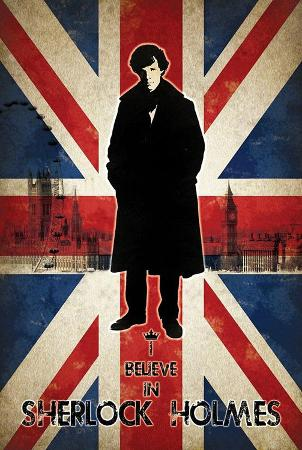 I Believe in Sherlock Holmes Television Poster