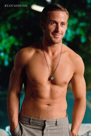 Ryan Gosling Movie Poster