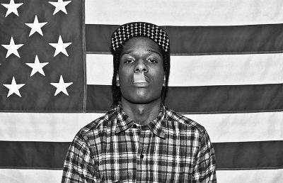 ASAP Rocky Music Poster
