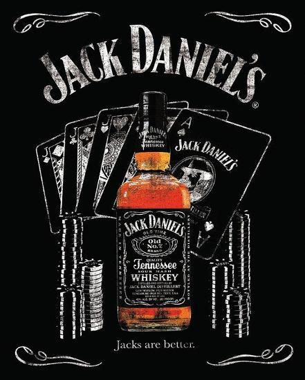 Jack Daniels Jacks Are Better Poster Prints At AllPosters.com