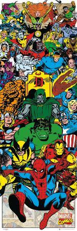 Marvel - Characters Portrait