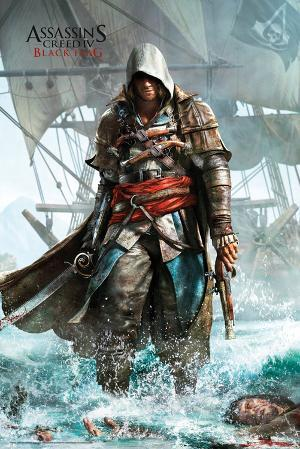 Assassins Creed 4 Shore