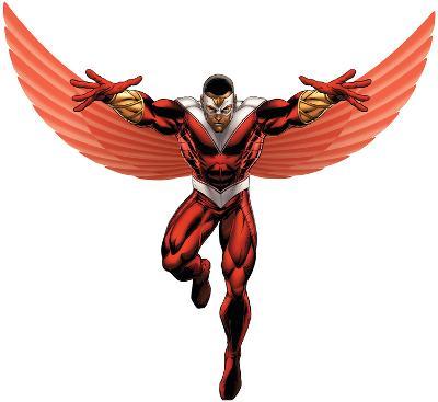 Falcon - Marvel Avengers Assemble Lifesize Standup