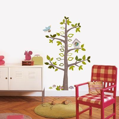 Tree Decorative Wall Stickers