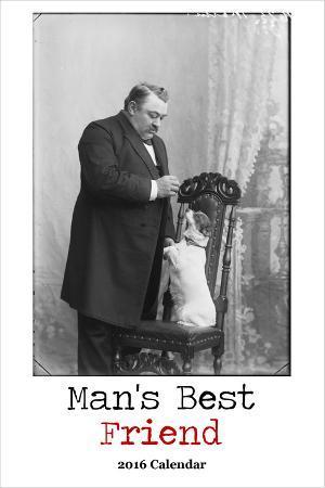 Man's Best Friend - 2014 Spiral Calendar