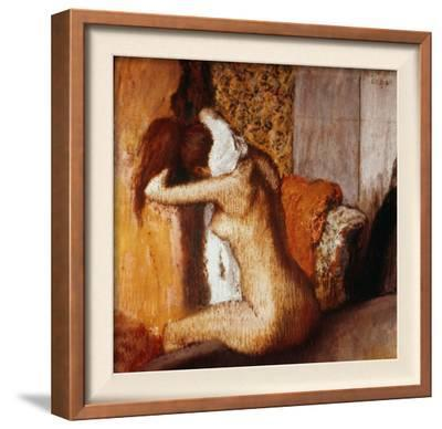 Degas: After The Bath