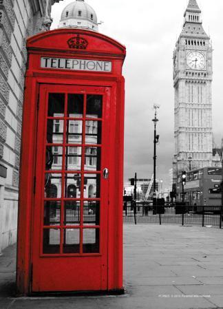London Red Phonebox