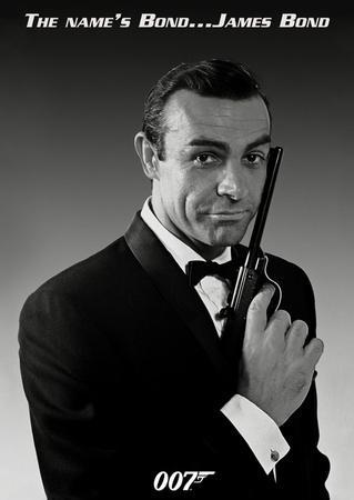 James Bond (Connery Tuxedo)