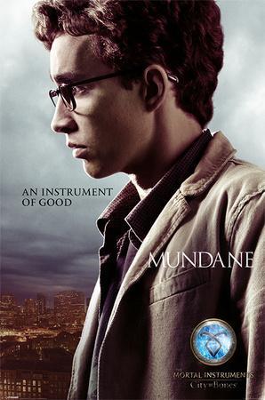 The Mortal Instruments City Of Bones (Simon)