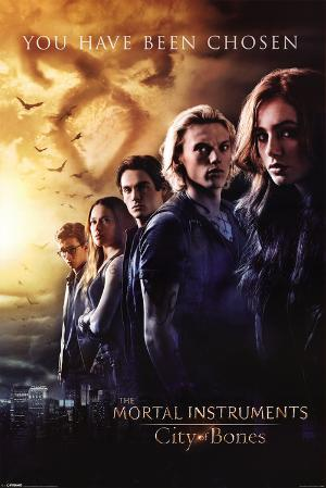 The Mortal Instruments City Of Bones (Chosen)