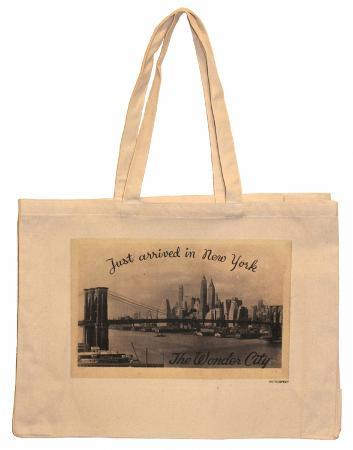 Welcome to New York Tote