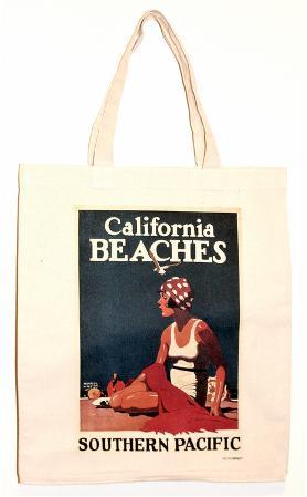 California Beaches Tote