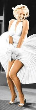 Marilyn Monroe Seven Year Itch Movie Poster