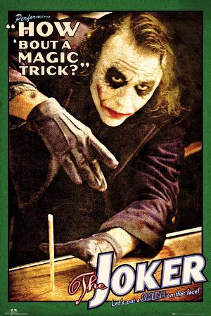 Batman: The Dark Knight - Joker Magic Trick