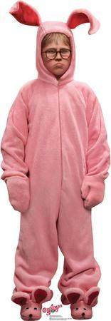 Deranged Easter Bunny (Ralphie) - A Christmas Story Lifesize Standup