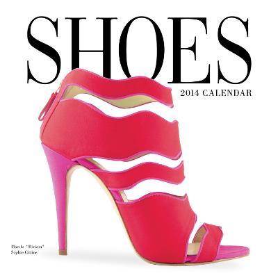 Shoes - 2014 Mini Calendar