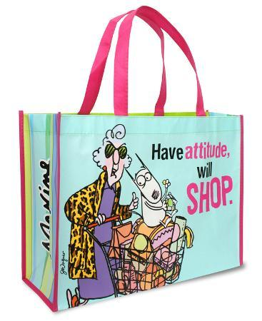 Maxine Large Recycled Shopper Tote Bag