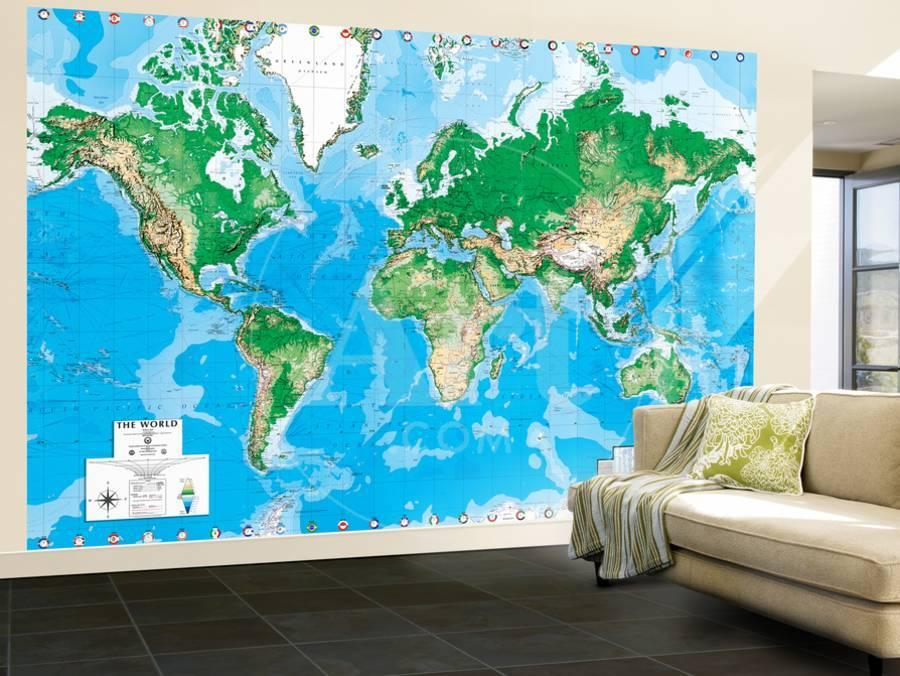 Giant Map Of The World Poster on giant globe maps, world map with countries poster, small world map poster, giant periodic table poster, extra large world map poster, high resolution world map poster, ikea world map poster,