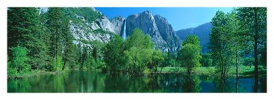 Yosemite Falls & Merced