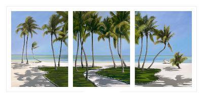 Islamarada Triptych