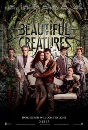 Beautiful Creatures - Eathan, Lena and Group Movie Poster
