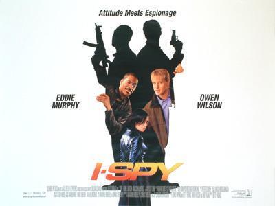 I Spy (Eddie Murphy, Owen Wilson, Famke Janssen) Movie Poster