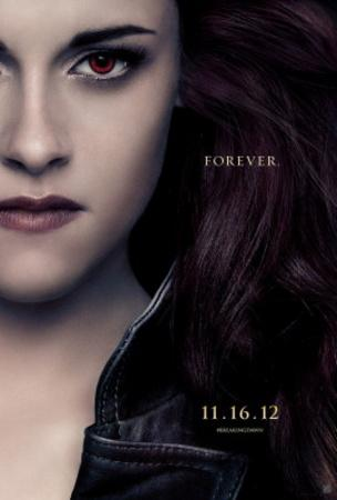 The Twilight Saga Breaking Dawn Part 2 Movie Poster