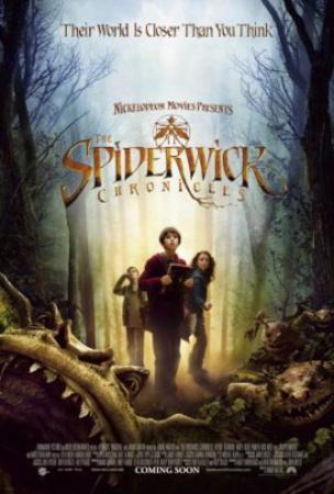 Spiderwick Chronicles Movie Poster
