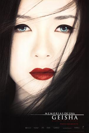 Memoirs of A Geisha - Spanish Style