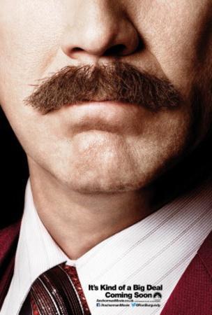Anchorman (Will Farrell) Movie Poster