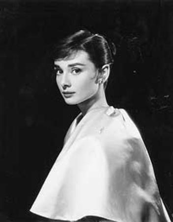 Audrey Hepburn Movie Poster